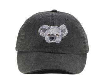 Koala embroidered hat a840d52d90d7