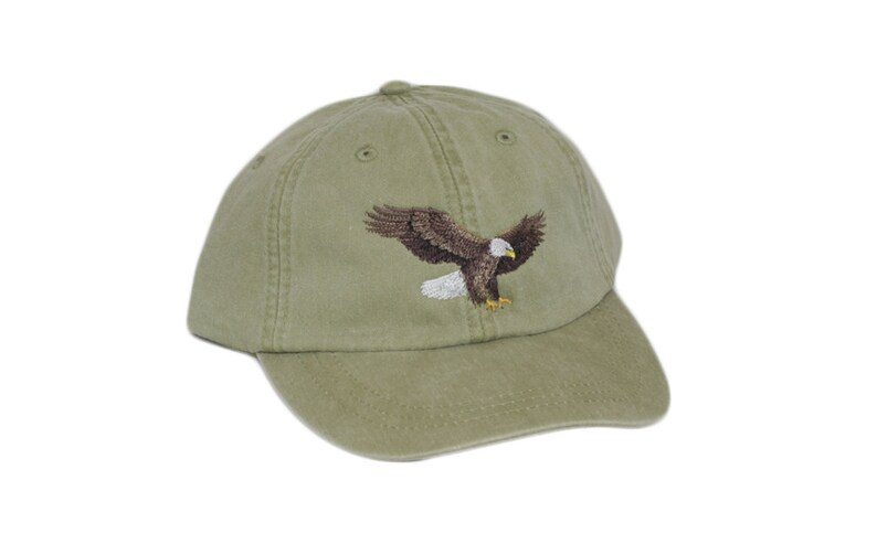 Bald Eagle embroidered hat baseball cap american eagle cap  8d03797251a