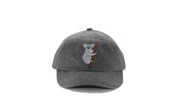 Koala embroidered hat baseball cap australian koala bear  fc663954ff5c