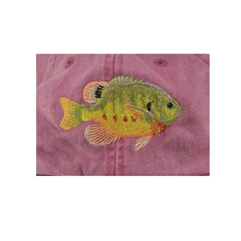 dad hat animal Blue gill embroidered hat father/'s day fisherman hat fishing mom cap wildlife cap bluegill fish fish baseball cap