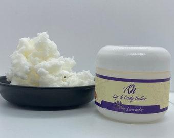 Lavender Lip Balm & Body Butter