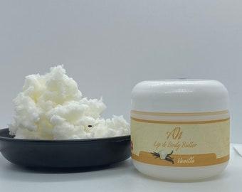 Vanilla Lip Balm & Body Butter