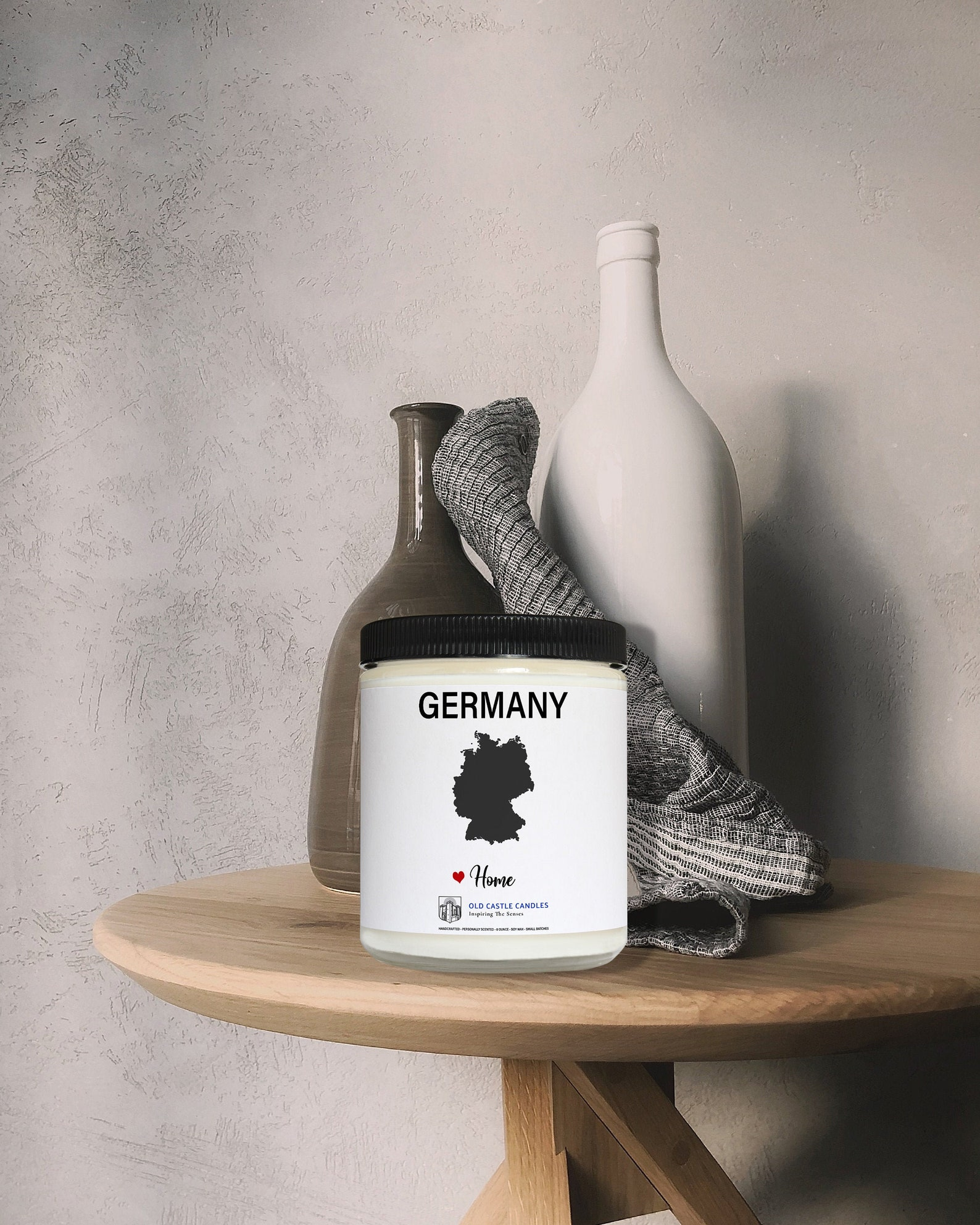 Germany Candle - Homesick