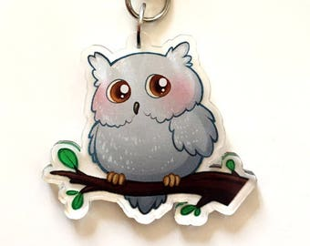 "Cute Charm : ""Owl"""