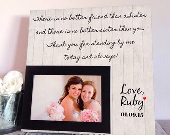 Personalized Friendship Best Friend Gift Maid Of Honor Gift