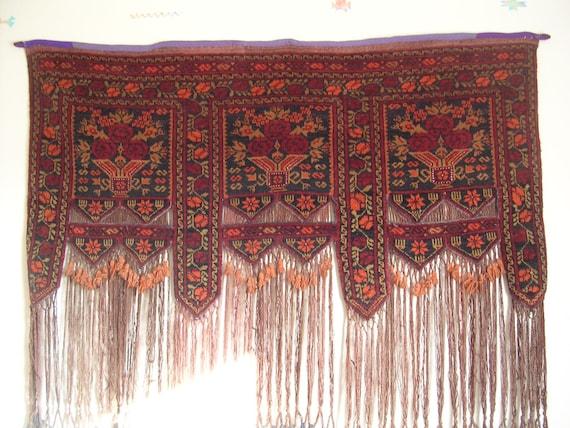 persan tapis datant datant de Bethléem État libre