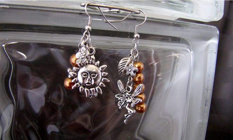 Item Number 5437 Summer Day Fairy Earring Set
