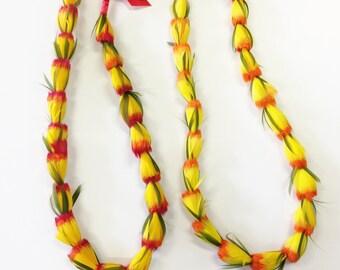 Paracord Lei Leis for Graduation Hawaiian Tradition Handmade