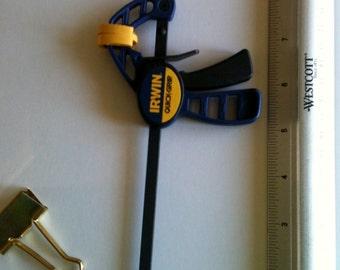 Hawaiian Lei clamp tool essential tools to make hawaiian feather lei hulu make ti leaf lei diy money lei
