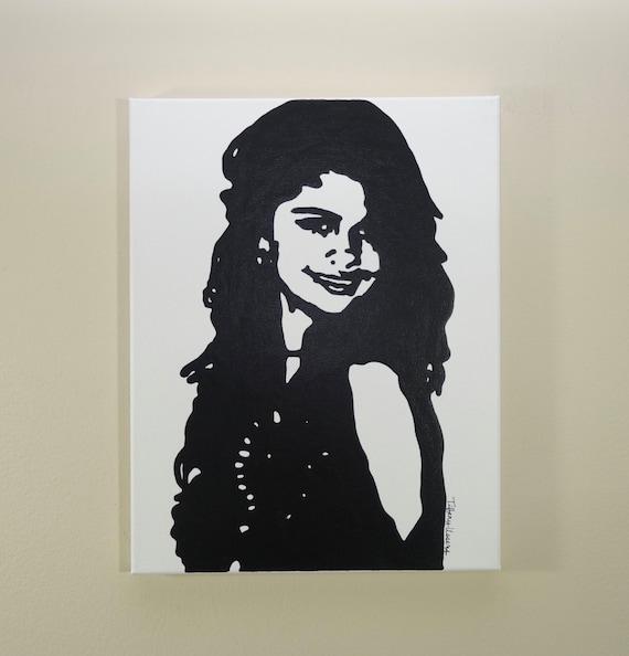 SELENA GOMEZ POSTER Pop Celebrity Star Room Art Wall Print 2x3 Feet H