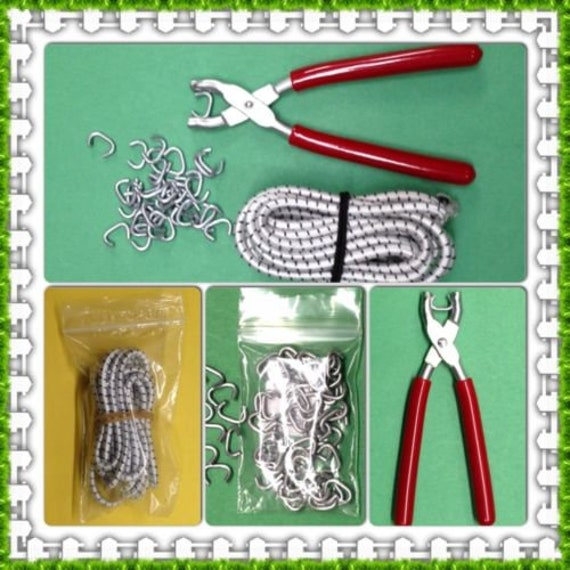 5 Yds Each 4 /& 5 MM Bungee Cord Stringing Elastic For Repair of Dolls USA.