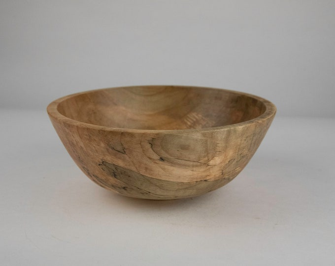 Spalted Norway maple bowl, tp692