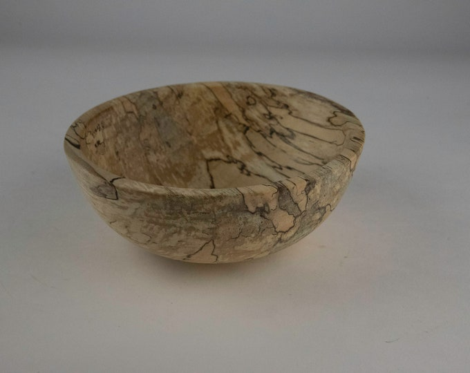 Spalted Norway maple bowl, tp699