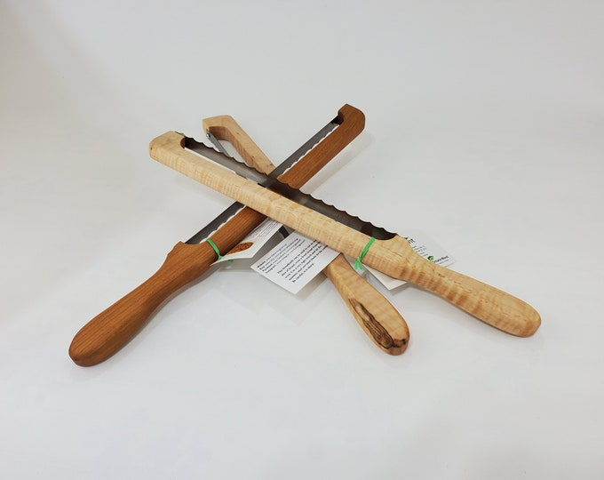 Bread slicer, bread knives, tp287