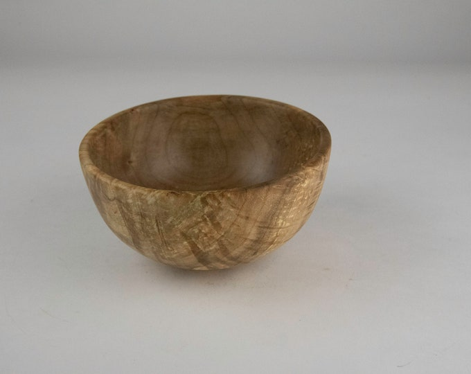 Spalted Norway maple bowl, tp700