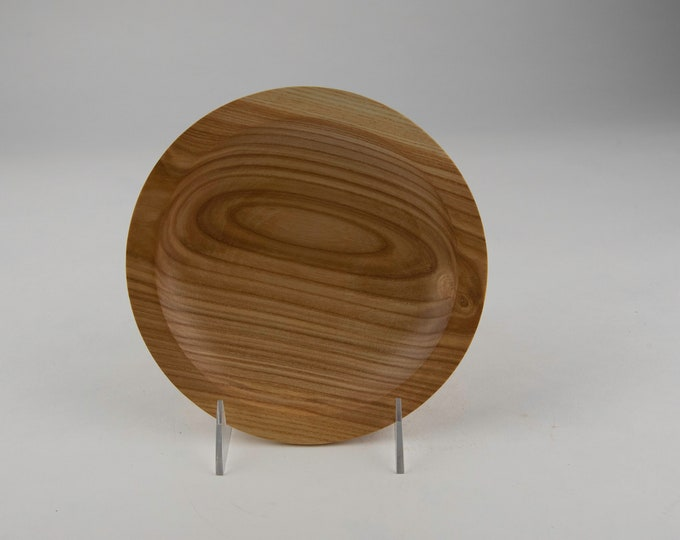 Plate, kitchen plate, wood plate, white ashplate, tp687