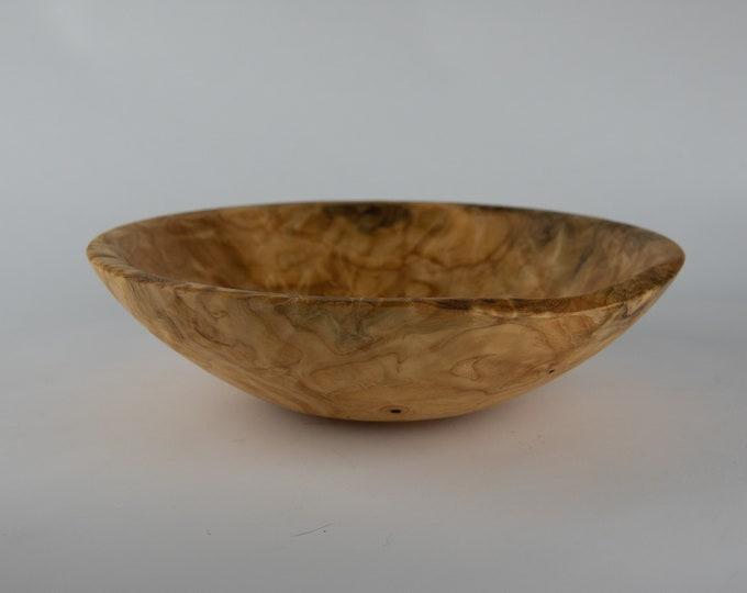 White cedar burl bowl, tp721