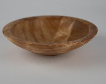 Yellow birch burl bowl, tp725