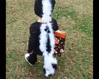 Skunk Costume Halloween Costume boys halloween costume girls halloween costume baby costume little stinker costume & Skunk costume | Etsy