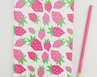 Notebook - Berry Sweet