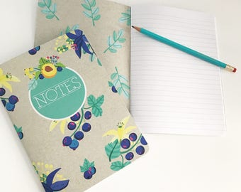 Notebook - NATURAL