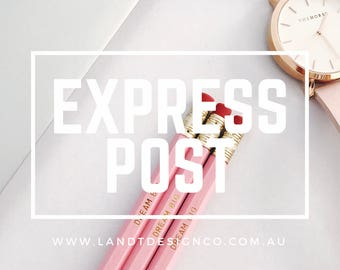 EXPRESS Post Add On - AUSTRALIA Only
