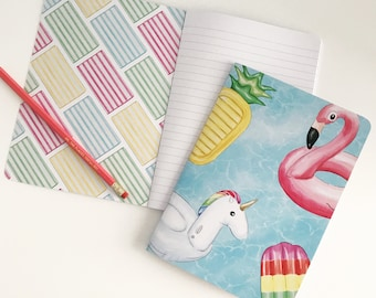 Notebook - SUMMER LOVIN'