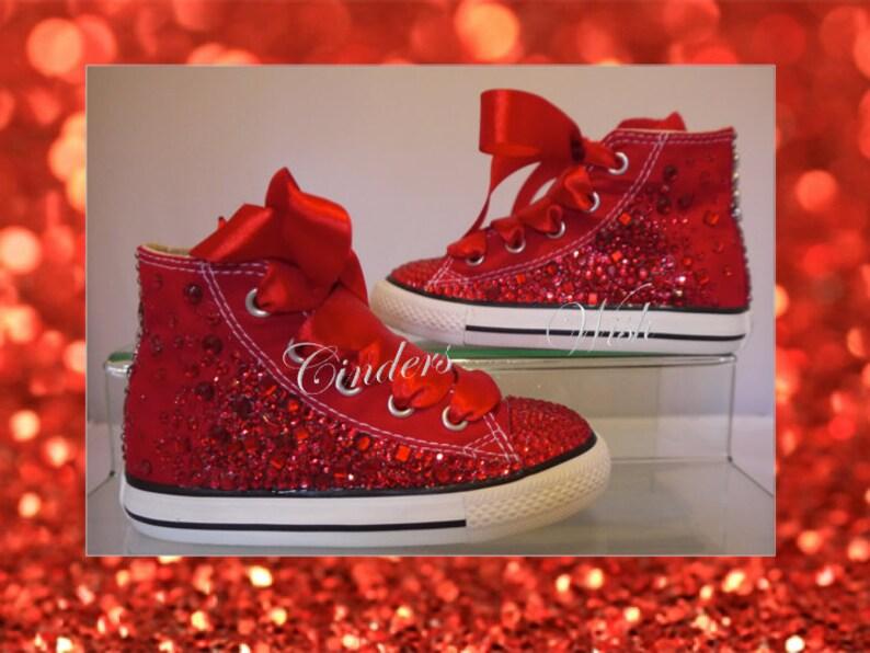 9af9b3b1c3 ... pantofole converse Womens rosso ...