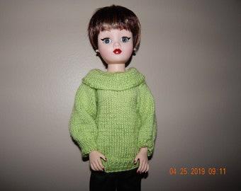 BabyToddlerGirl Camo cowl neck tunic