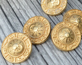 Lot Pack Badge Button Ø38mm Constellation Zodiaque Signe Astrologique