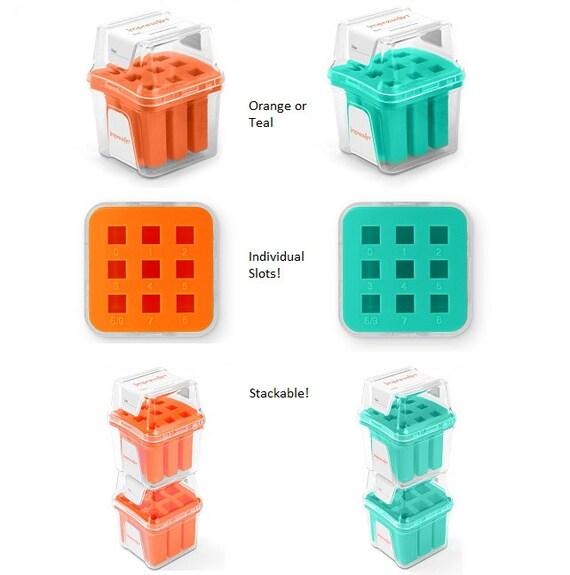 3mm//4mm//6mm ImpressArt Stamp Storage Organiser Cases