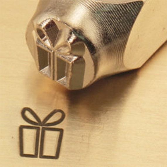 Series 4 New Steel Texture Punches ImpressArt Metal Design Stamp Pack