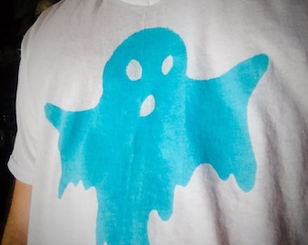Glowing Ghost Shirt