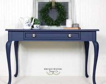 Desk Vanity Entry Table Writing Desk
