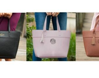 Monogrammed Purse - Monogrammed Travel Bag - Monogrammed Bag