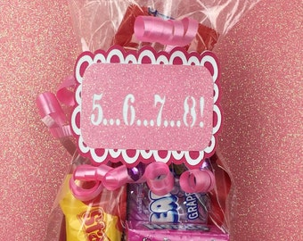 Dancer - Gift for Dancer - Dancer Gift - Dancer Favor Bags - Dance Teacher Gift -  Dance Gift - Dance Coach - Coach Gift Idea - Count Down