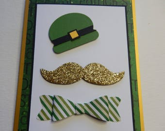 Green Hat St. Patrick's Day Card