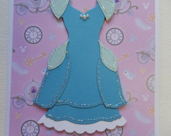 Disney's Cinderella Birthday Card