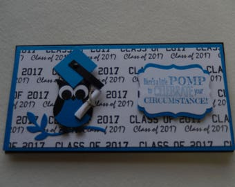 Class of 2017 Graduation Money Card