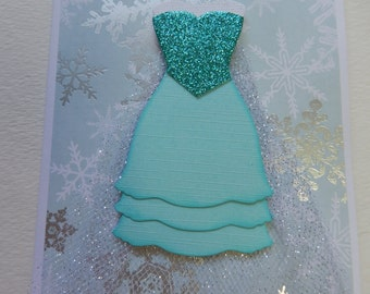 Disney Frozen's Princess Elsa Birthday Card