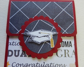 Graduation Giftcard Holder