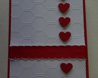 Love it's in the Air Valentine's Card