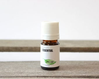 Anise Star Essential Oil - Therapeutic Essential Oils, Canadian Essential Oils, Licorice Scent, Not MLM Company Essential Oils, Anisestar