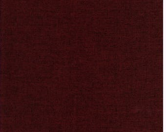 Brown corduroy fabric