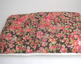 Heating pad flax seed with cover