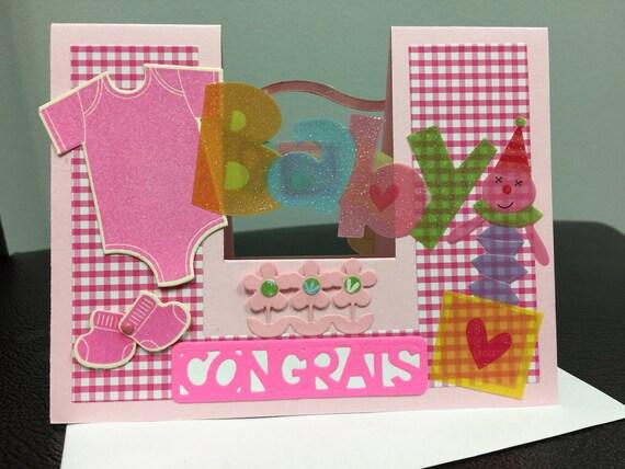 Congrats- Baby Girl