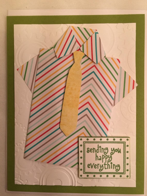 Happy Everything Handmade Greeting Card
