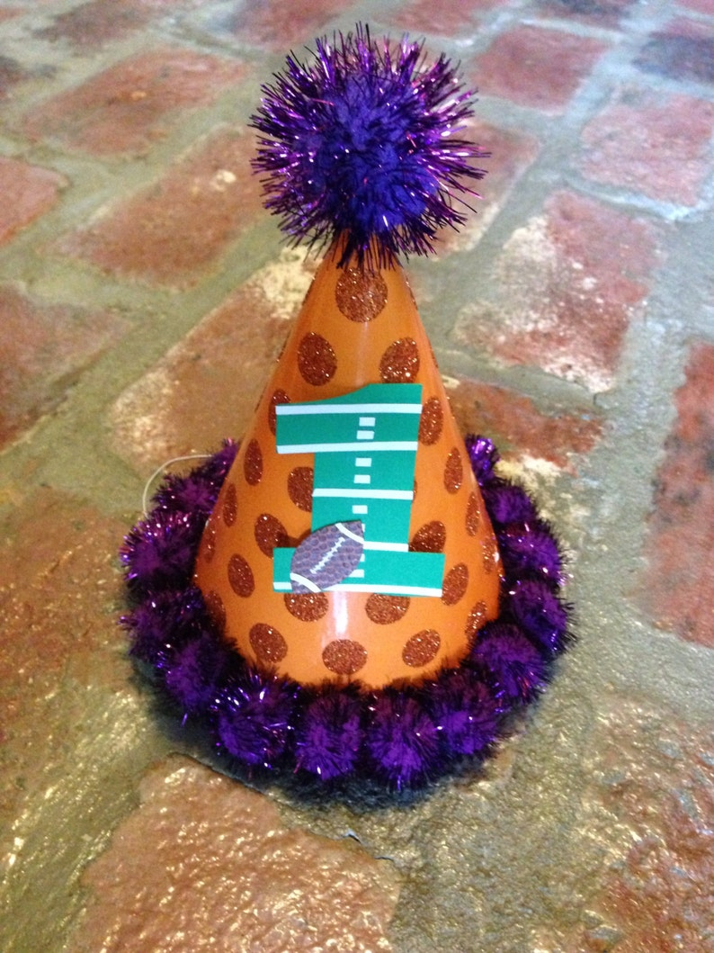 Custom Birthday Hat