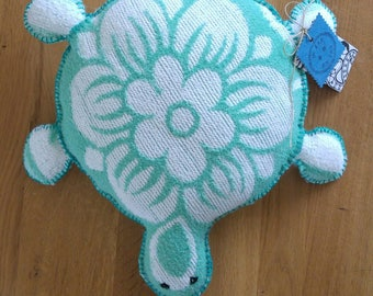 Cuddly Tortoise Green
