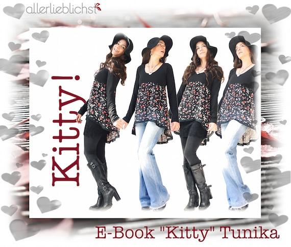 Ähnliche Artikel wie Ebook,Schnitt Kitty! auf Etsy